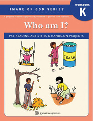 Image of God - Kindergarten Student Workbook, 2nd edition